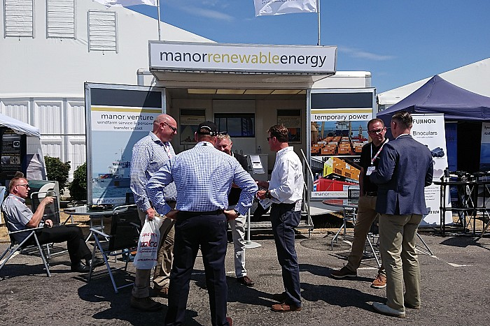 Manor Companies to Exhibit at Seawork 2019